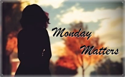 Banner - Monday Matters