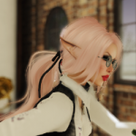 Icon - Pink Steam Elf